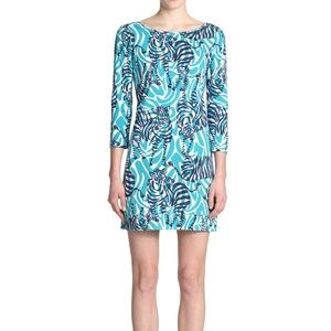 Lilly Pulitzer Zebra Print Dress